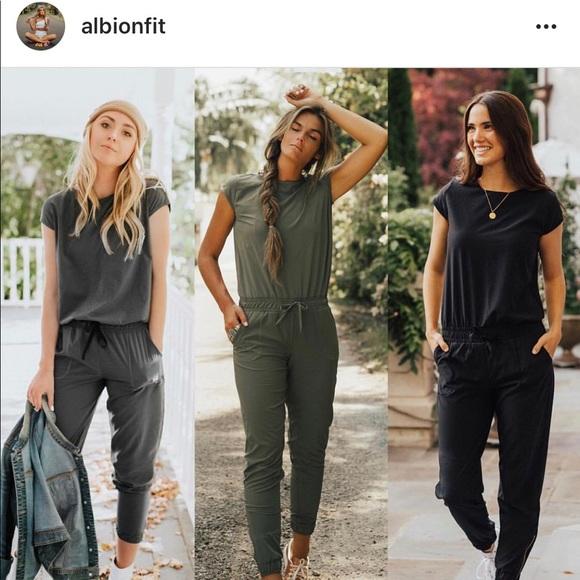 f0b3090d3e76 Albion Pants - Albion Fit jumpsuit
